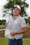 이경훈, 한국인 8호 PGA 챔프