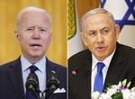 미국 겉으론 이스라엘 두둔, 물밑선 폭격 중단 설득?