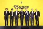 BTS '버터' 빌보드 핫100 1위…통산 네 번째
