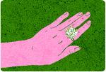 [이 한편의 시조] 꽃반지 사진 /이형선