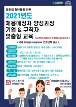 김해청년다옴, 기계 디자인 엔지니어 전문인력 양성과정 참가자 모집