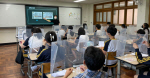 동아대 환경보건센터, 중학생 대상 '환경보건 이동교실' 프로그램 실시