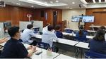 한국건강관리협회 부산건강검진센터, 온라인 화상 회의 개최