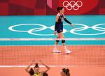 힘과 높이에서 밀렸다...한국 여자배구, 브라질에 완패