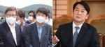두 야당 대표 부산행…이준석 가덕논란 불끄기, 안철수 균형발전 이슈화