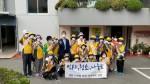 거제1동 태경자원봉사클럽, 환경정비 봉사활동 실시 外