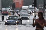 도심 잠기고, 산림은 잿더미…서유럽 잇단 홍수·산불 신음
