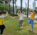 경성대학교, '지역 발달장애인 대상 체육 프로그램' 성황리에 종료