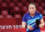 일본 탁구, 안방서 사상 첫 금메달 획득
