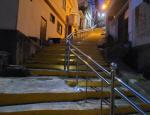 전포1동, 노후 계단정비사업 완료