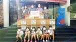 모덕유치원 박옥심 원장, 덕포2동에 폭염 취약계층을 위한 선풍기 10대 기부