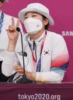양궁 강채영 김우진, 개인전 16강 안착