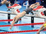 수영 황선우 남자 자유형 100m 5위로 아시아 최고 성적