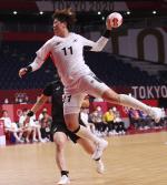 한국 여자핸드볼, 도쿄올림픽 구기종목 한일전 첫 승 신고