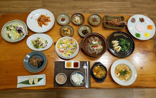 윤학길의 회, 안산의 집밥