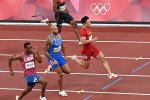 '아시안볼트' 쑤빙톈, 100m 9.9초대도 깼다