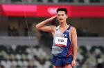 우상혁, 가능성을 보여줬다...높이뛰기 4위로 마감