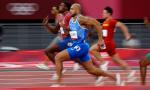마르셀 제이콥스, 100m 1인자 등극
