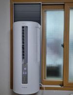 [폭염특집 스마트 라이프] 창문형 에어컨으로 '방방냉방' 했더니