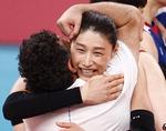 김연경과 황금세대 '쌈바(브라질) 배구' 잡고 첫 결승 가자