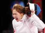 김세희 첫날 잘 찔렀다…근대5종 첫 메달 희망 밝혀