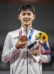 한국 근대5종, 57년 만에 올림픽 첫 메달…전웅태가 해냈다
