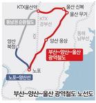 '메가시티 초석' 부울경 광역철도 구축 빨라진다