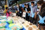 부산과학기술대, 전통시장 장보기 캠페인
