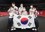 패럴림픽 남자탁구, 한국 금은동 싹쓸이