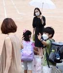 부산 초등학교 '불안한 개학'…1·2학년 매일 등교