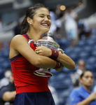 10대 라두카누, 테니스 새 여제로