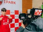아이파크 박정인, 부산 대표선수로 과학축전 참여