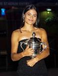 테니스 라두카누, 세계랭킹 23위로 '껑충'