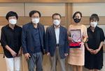 동주대 총동문회, 동주대에 300만 원의 후원금 전달