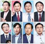 """윤석열·홍준표 양강 갈등 격화에…이준석 """"내일 선거하면 질 것"""" 경고"""