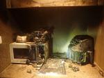 마린시티 한 아파트서 불 나 10여 명 대피, 인명피해 없어