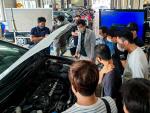 동의과학대학교, '미래형 자동차 현장인력 양성사업' 첫 교육
