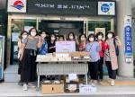 화명2동 '따사로운 울타리 봉사단', 추석맞이 명절음식 나눔