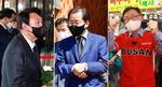 법조·학계 지지 업은 윤석열…'친홍' 의리파들 뭉친 홍준표