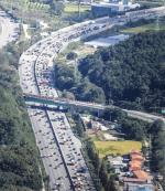 귀성길 교통 정체 해소...추석 당일 전국 교통량 522만 대 예상