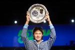 빠른 발 앞세워 체격 차 극복…권순우, ATP 투어 대회 우승