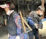 건강 신발 기업 '나르지오' 취약층에 연탄 기부