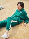 '오징어게임' 초록색 체육복 출시