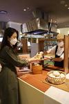 몽블랑 맛집, 백화점에서 만난다