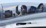 문 대통령, 역대 대통령 최초로 전투기 타고 영공 비행