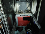 해운대 아파트 베란다서 불 나 주민 20여 명 대피, 인명피해는 없어